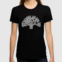 Oakland Love Tree (White) T-shirt