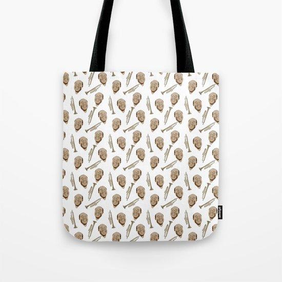Wonderful Louis Tote Bag