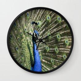 Pfau II Wall Clock