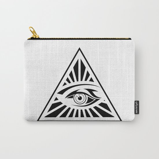 Eye 5 Carry-All Pouch