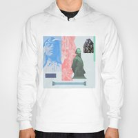 allyson johnson Hoodies featuring Magic Johnson by Young Weirdos Guild