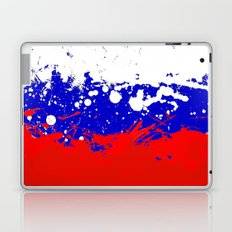 into the sky, Russia Laptop & iPad Skin