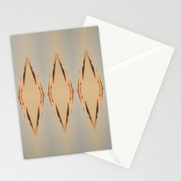 Fire Diamonds Stationery Cards