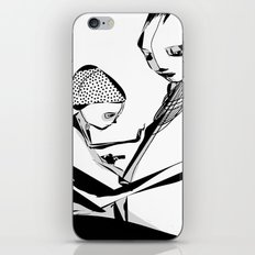 Devil is mine - Emilie R. iPhone & iPod Skin