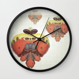 Time Traps Wall Clock