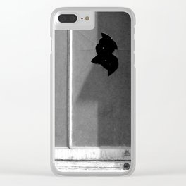 Busted Clear iPhone Case