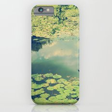Lily Pad Pond Slim Case iPhone 6s