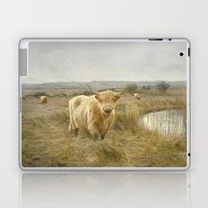 Highland Moo's Laptop & iPad Skin