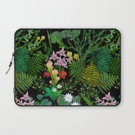 Botanical Bog Laptop Sleeve