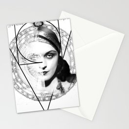 Homuncula: Pola Negri Stationery Cards