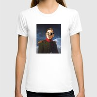 gore T-shirts featuring DM : A classic Martin Lee Gore by Luc Lambert