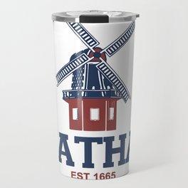 Chatham, Massachusetts Travel Mug