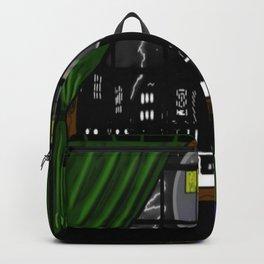 Mgyver Insignia Symbol Signal 1 Backpack