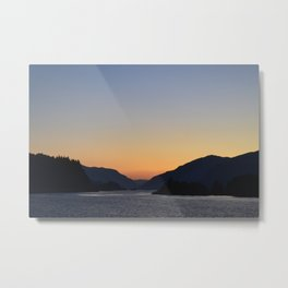Hood River Metal Print