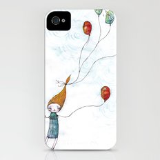 Balloonessa iPhone (4, 4s) Slim Case