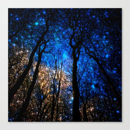 the night i met you Canvas Print