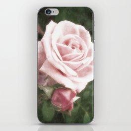 Pink Roses in Anzures 2 Nostalgic iPhone Skin