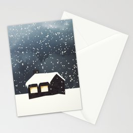 Coyotes Stationery Cards