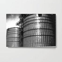 Contenedor Metal Print