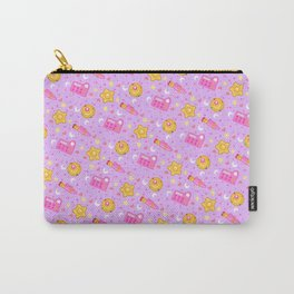 Usagi's Items Pattern / Sailor Moon  Carry-All Pouch