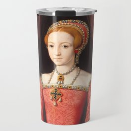 The Blood countess - Elizabeth Bathory Travel Mug