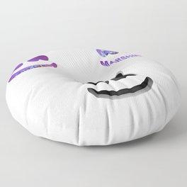 3 Marshmello Floor Pillow