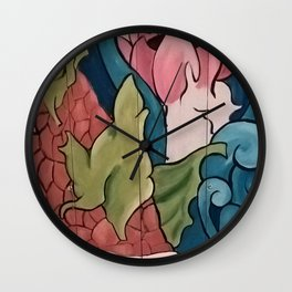 Diving in Wall Clock