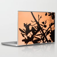 positive Laptop & iPad Skins featuring Positive by AlexinaRose