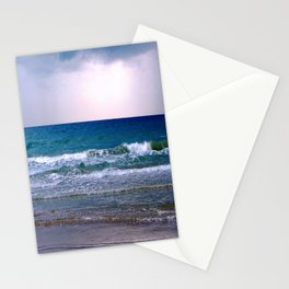 Marine landscape Stationery Cards