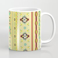 southwest Mugs featuring southwest by studiomarshallarts