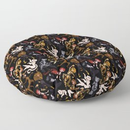 Practical Cats Floor Pillow