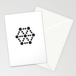 Jugglers Metatron Black Stationery Cards