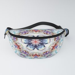 Mandalas from the Voice of Eternity 1 Fanny Pack