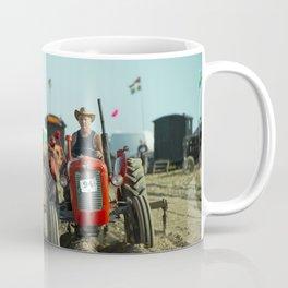 Raking Out Coffee Mug