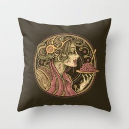 Bon Appetit Throw Pillow