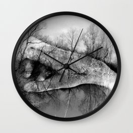 Formation Series - Claw Wall Clock