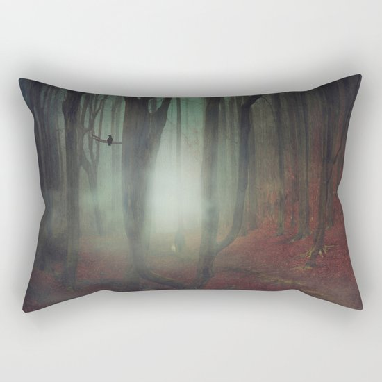 Don't lose your way Rectangular Pillow