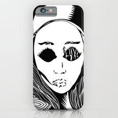 eva natas iPhone 6s Slim Case