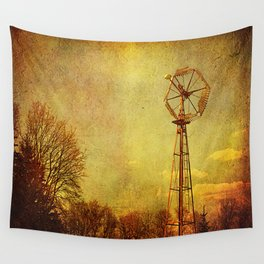 Natural Energy Wall Tapestry