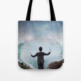 The Sea Conductor Tote Bag