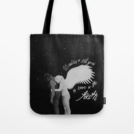 Daryl Dixon and Beth Green pt.II Tote Bag