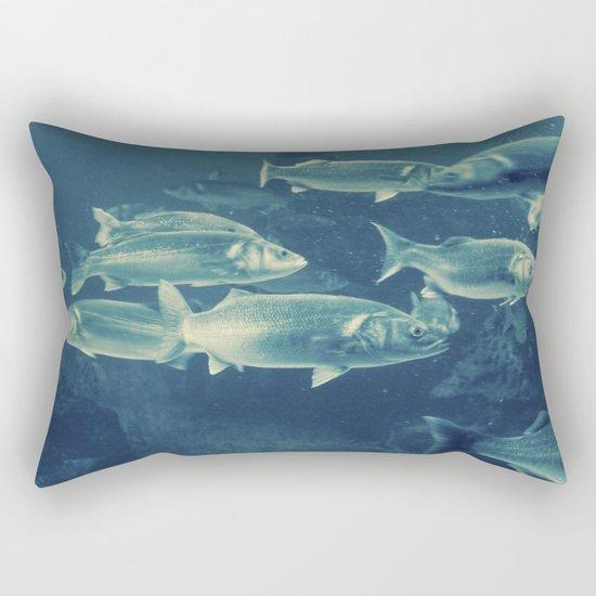 Fish 2 Rectangular Pillow