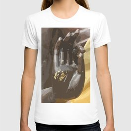 Buddha Hand Illustration T-shirt