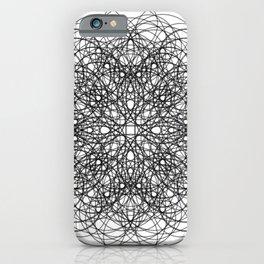 Circle Splendor 12 iPhone Case