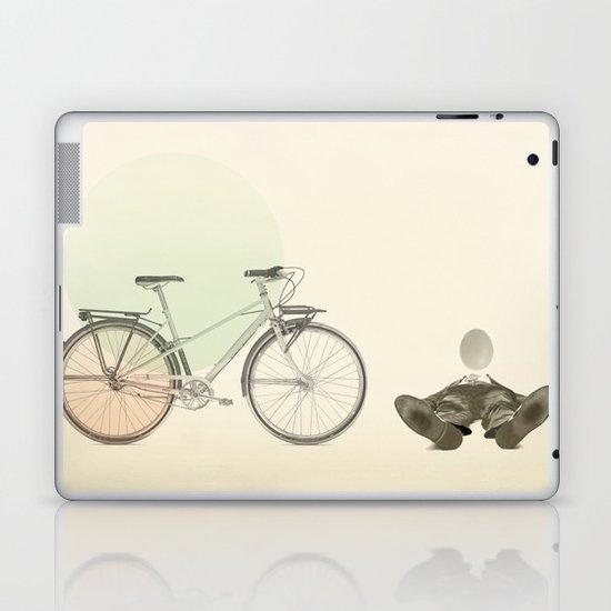 bad egg Laptop & iPad Skin