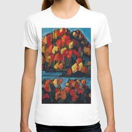 Autumn Foliage / Dennis Weber of ShreddyStudio T-shirt