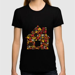 Body the house T-shirt