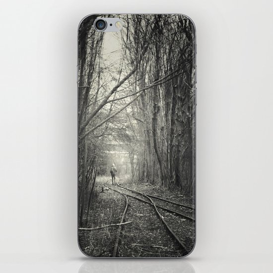 from darkness into light iPhone & iPod Skin