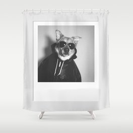 DOG SWAG Shower Curtain
