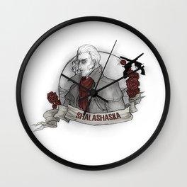 Shalashaska Wall Clock